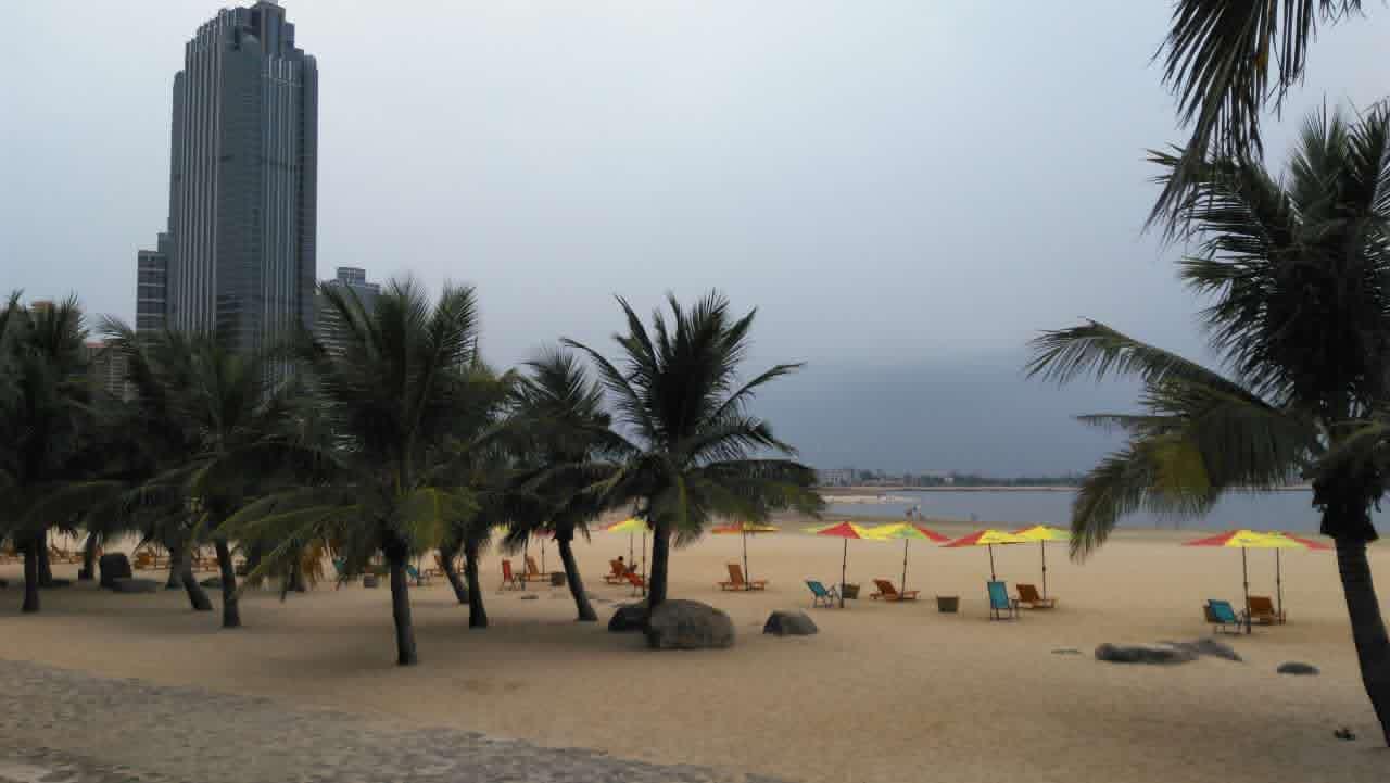 湛江的海湾 随拍 第2张
