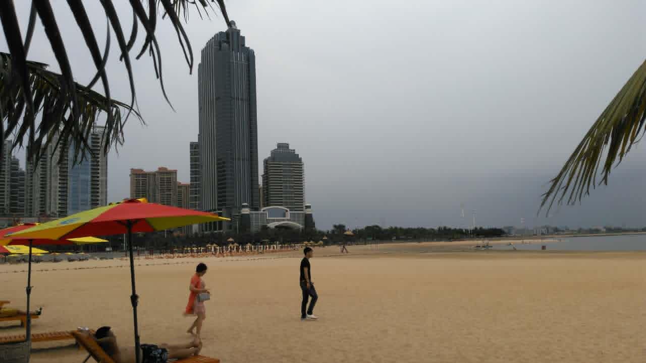 湛江的海湾 随拍 第8张